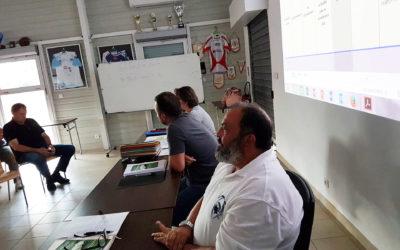 Présentation de l'Académie Corse de Rugby et du CEL