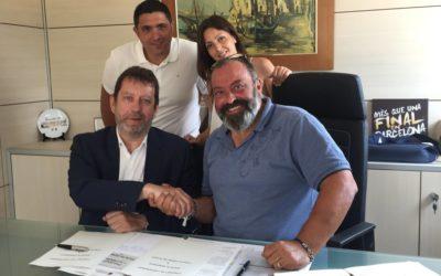 Signature du partenariat avec la Société Générale !