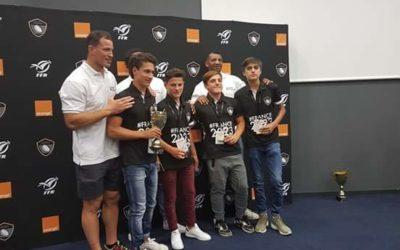 Le RC Lucciana obtient la seconde place à l'Orange Rugby Challenge
