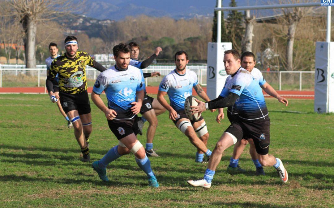 Le RC Ajaccio… coule Bagnols ! (31-12)