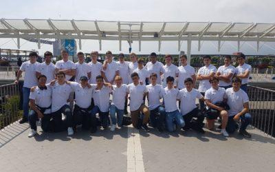 Les U15/16 de l'Académie Corse de Rugby partent en tournée au Pays de Galles !