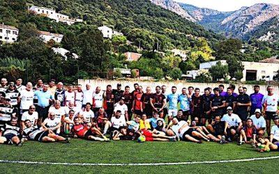 Le Rugby corse en fête avec le RC Nebbiu