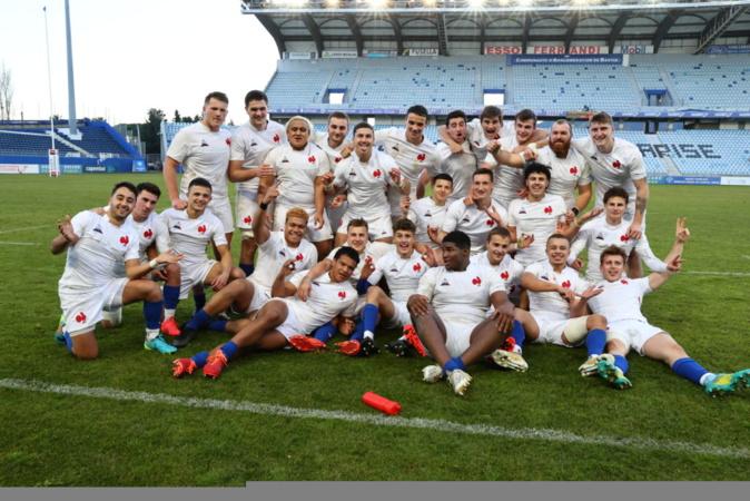 France U20 au bout du suspense face à l'Italie